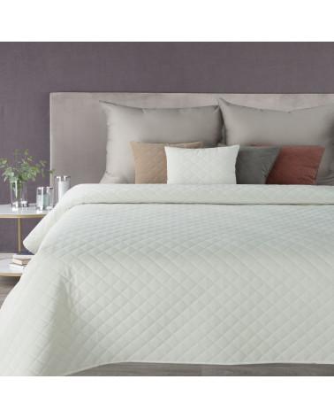 Narzuta na łóżko MILO Biała dwa rozmiary