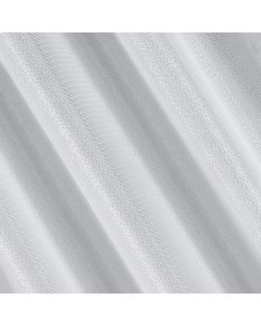 Firana gotowa 140x250 LARA Eurofirany biała  Firana LARA Eurofirany, 140x250, biała