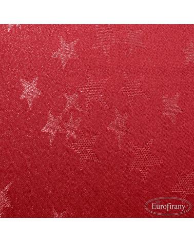 Obrus świąteczny 150x220 BLINK 5 Eurofirany  Bieżnik świąteczny