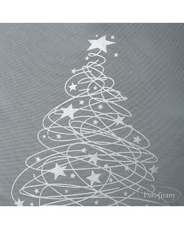 Obrus świąteczny 85x85 CAROL Eurofirany  BIEŻNIK OBRUS ŚWIĄTECZNY CAROL EUROFIRANY