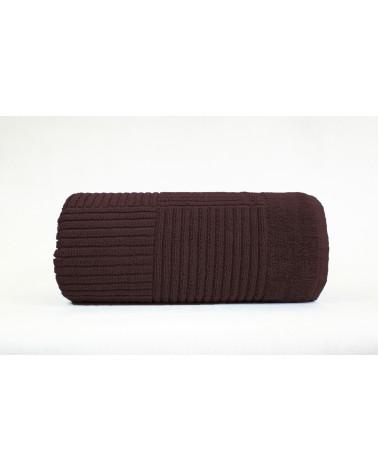 """Ręcznik frotte """"FROTEX"""" ENIGMA Greno Brąz trzy rozmiary  Ręcznik """"FROTEX"""" ENIGMA  GRENO Brąz"""