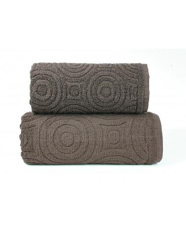 """Ręcznik frotte """"FROTEX"""" EMMA Greno Brąz dwa rozmiary  Ręcznik """"FROTEX"""" EMMA GRENO, Brąz"""