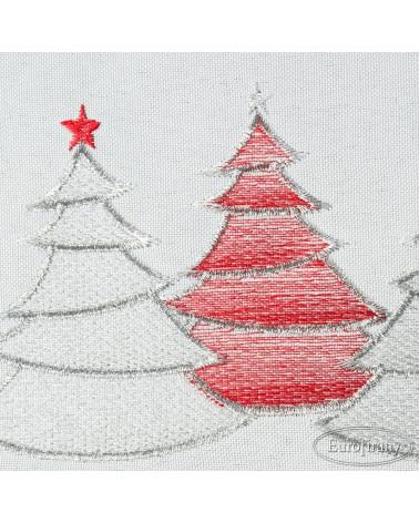 Obrus świąteczny 85x85 LIAM 1 Eurofirany Obrus świąteczny