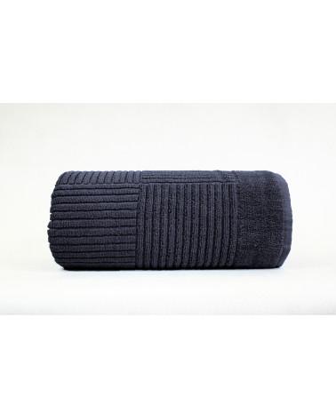 """Ręcznik frotte """"FROTEX"""" ENIGMA Greno Czarny trzy rozmiary Ręcznik """"FROTEX"""" ENIGMA GRENO Czarny"""