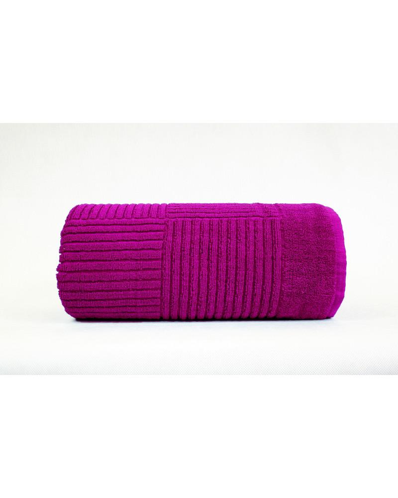 "Ręcznik frotte ""FROTEX"" ENIGMA GRENO Fuksja trzy rozmiary Ręcznik ""FROTEX"" ENIGMA GRENO Fuksja"