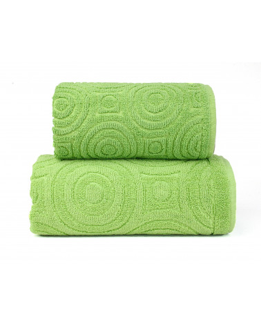 """Ręcznik frotte """"FROTEX"""" EMMA GRENO Zielony dwa rozmiary  Ręcznik """"FROTEX"""" EMMA GRENO, Zielony"""