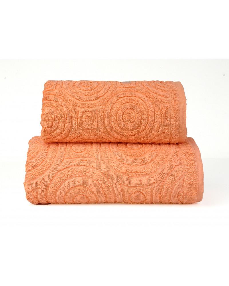 """Ręcznik frotte """"FROTEX"""" EMMA GRENO Pomarańcz dwa rozmiary Ręcznik """"FROTEX"""" EMMA GRENO Pomarańcz"""