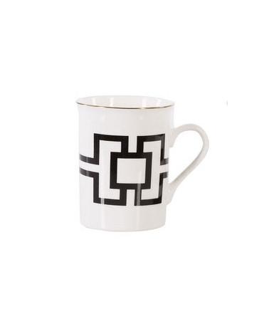 Kubek ceramiczny DORIS, Eurofirany