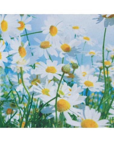Bieżnik Obrus 40x140 Egidia 1 Eurofirany  Bieżnik Obrus w kwiaty Egidia Eurofirany