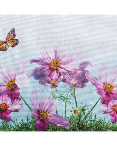 Bieżnik Obrus 40x140 Egidia 4 Eurofirany  Bieżnik Obrus w kwiaty Egidia Eurofirany