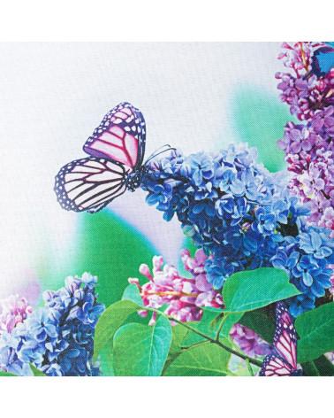 Bieżnik Obrus 40x140 Egidia 5 Eurofirany  Bieżnik Obrus w kwiaty Egidia Eurofirany