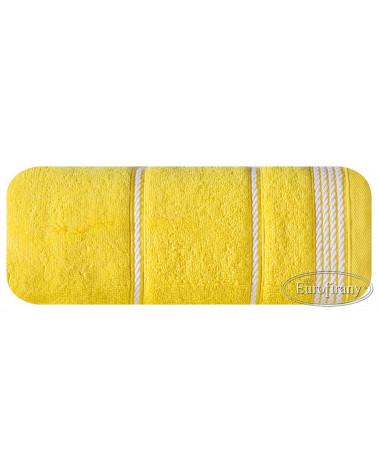 RĘCZNIK MIRA żółty EUROFIRANY 500gsm